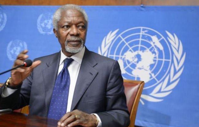 Un accord sur les principes et les lignes directrices d'une transition en Syrie a été obtenu samedi à Genève au cours de la réunion du Groupe d'action sur la Syrie, a annoncé l'émissaire spécial Kofi Annan.