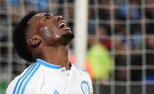 Georges Kevin Nkoudou à Marseille le 7 février 2016