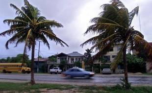 Le Belize, petit pays d'Amérique centrale.