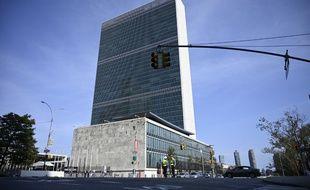 Le siège de l'ONU à New York, où s'est tenu le Conseil de sécurité vendredi.