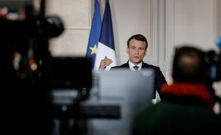 Emmanuel Macron a présenté son idée d'un « pass sanitaire » à la fin du Conseil européen ce jeudi