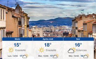Météo Marseille: Prévisions du dimanche 12 mai 2019