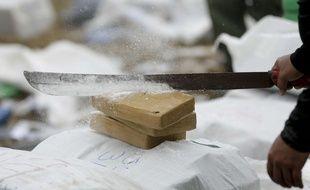 La cocaïne était acheminée par la Poste entre la Martinique et la Gironde (illustration).