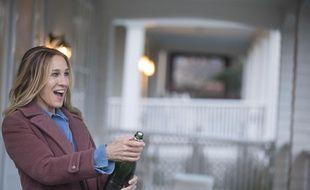 Sarah Jessica Parker incarne Frances dans la série de HBO, «Divorce».