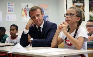 Moins d'un tiers des Français soutiennent l'action du chef de l'Etat, d'après l'Ifop.