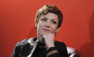 Chantal Jouanno, le 21 avril 2011 à Paris.