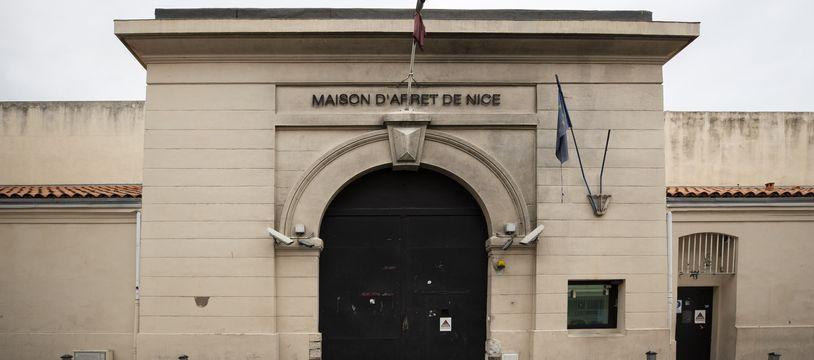 La prison de Nice