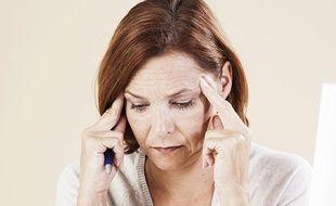 Une étude pointe les risques pour la santé de l'état de stress des salariés français. (image d'illustration)