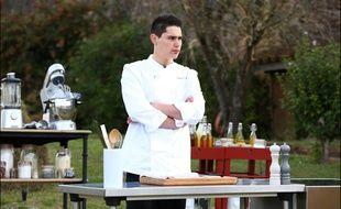 Xavier Koenig, candidat de la saison 6 de «Top Chef».