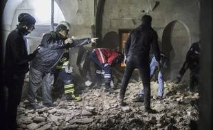 La ville frontalière turque de Kilis a été touchée par des tirs de roquette
