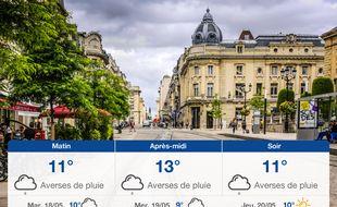 Météo Reims: Prévisions du lundi 17 mai 2021