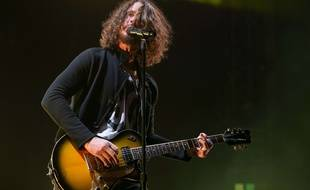 Chris Cornell le 30 avril 2017