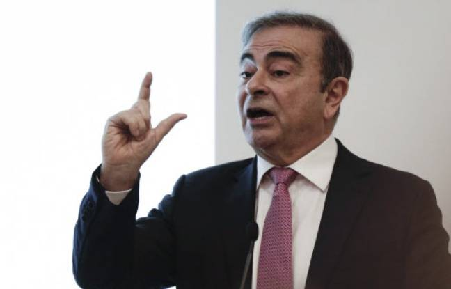 Affaire Carlos Ghosn : L'ex PDG de Renault-Nissan convoqué jeudi par le parquet libanais