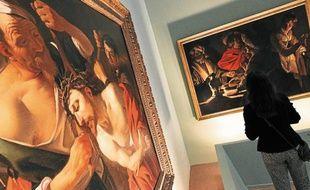 Une soixantaine de toiles des artistes inspirés par Le Caravage sont exposés jusqu'au 14 octobre aux Augustins.
