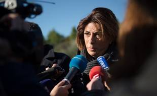 Martine Vassal, ici en décembre 2019