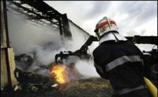 """Les deux jeunes hommes de 20 et 17 ans qui ont été arrêtés dans l'affaire de la série d'incendies de bâtiments agricoles près d'Autun (Saône-et-Loire) n'avaient """"pas de mobile"""" et étaient """"d'une grande immaturité"""", a expliqué mercredi le procureur de la République de Chalon-sur-Saône."""