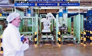 Pour être rentable, l'usine doit produire 27 000 tonnes par an, contre 8 000 tonnes en 2010, faute de trésorerie.