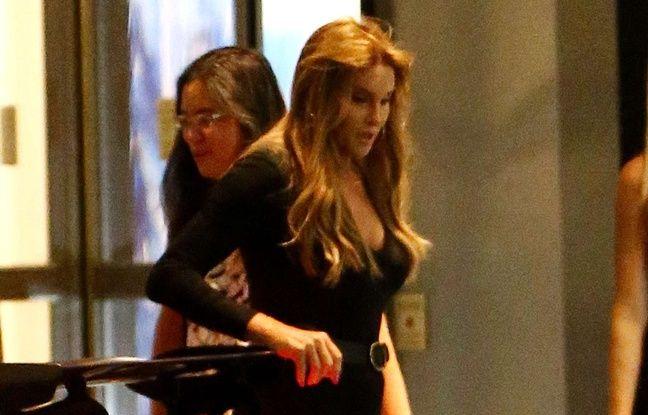 Caitlyn Jenner le 3 octobre 2017 à Santa Monica.