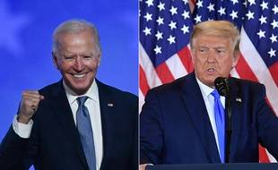 Au lendemain du scrutin, les Etats-Unis ne savent toujours pas si leur prochain président sera Joe Biden ou Donald Trump.