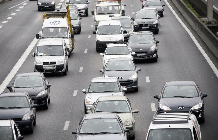 Toulouse: Une voiture tente d'échapper à la police, trois blessés et de gros bouchons sur le périph'