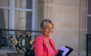 La ministre de la Transition écologique, Elisabeth Borne.