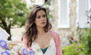 Lucie Lucas dans la saison 5 de la série Clem