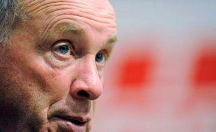 Jean Fernandez, a démissionné de son poste d'entraîneur de Montpellier en décembre 2013.