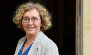 Muriel Pénicaud, la ministre du Travail, à Matignon, le 29 avril 2019.