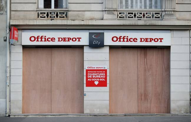648x415 magasin office depot paris image illustration