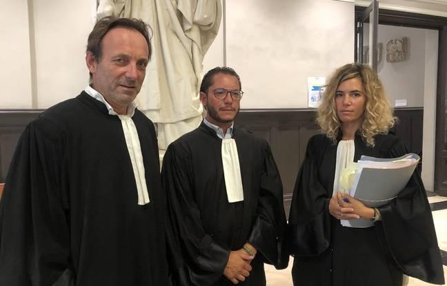 Mes Martin, Alary et Franck, les avocats de Cédric Jubillar.
