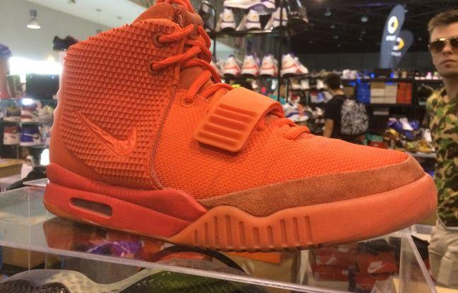 La Nike Air Yeezy 2 de Kanye West.