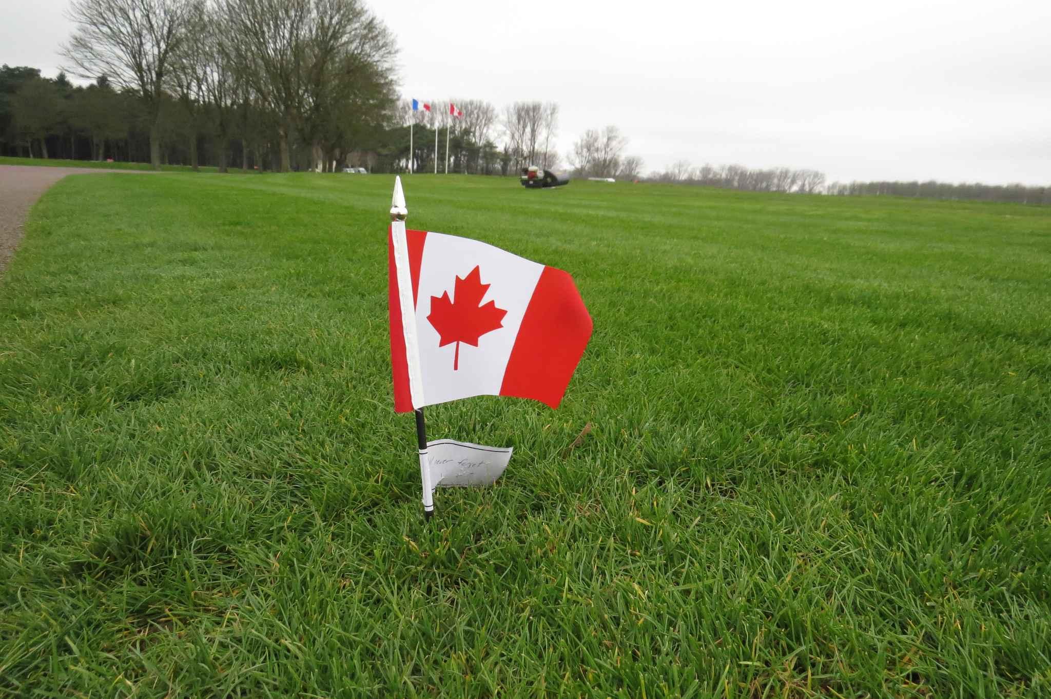Le centenaire commémoré en présence de Justin Trudeau — Bataille de Vimy