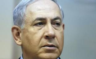 Le Premier ministre israélien Benjamin Netanyahu à Jérusalem le 16 novembre 2014