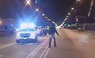 Photo délivrée par la police de Chicago