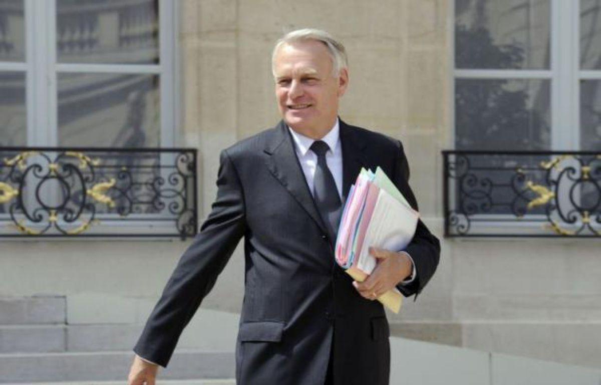 Le Premier ministre Jean-Marc Ayrault a écarté mercredi toute hausse du prix du gaz qui serait supérieure à l'inflation. – Bertrand Guay afp.com