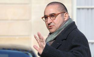 Laurent Nunez est secrétaire d'Etat à l'Intérieur depuis octobre 2018