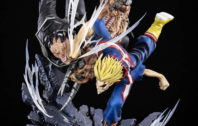 «My Hero Academia», manga phénomène du moment et nouvelle licence chez Tsume Art