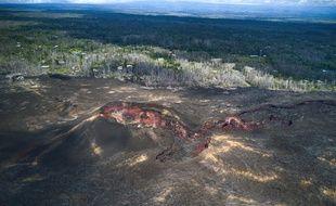 Le volcan Kilauea est le plus dangereux des États-Unis./illustration