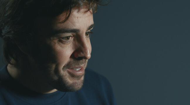 «Tu oublies la caméra et tu t'oublies toi-même», Alonso raconte son docu