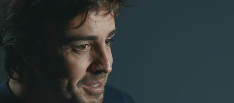 Fernando Alonso a été suivi pendant un an par les caméras d'Amazon Prime Video.