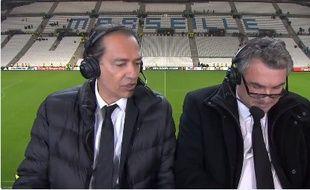 La vidéo du présentateur Denis Balbir, après le match Olympique de Marseille / RB Leipzig de jeudi.