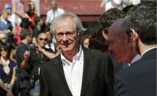 Le Britannique Ken Loach présentait hier son tout nouveau film sur la Croisette.