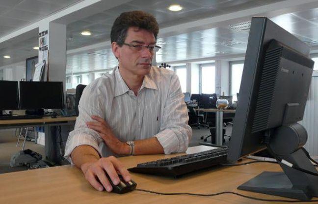 Pascal Durand, secrétaire général d'Europe Ecologie-Les Verts