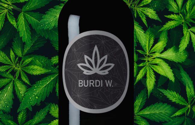 Le Burdi W, premier vin de Bordeaux au cannabis