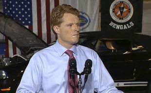 L'élu démocrate Joe Kennedy, petit-neveu de JFK, a répondu au discours de Donald Trump sur l'état de l'Union.