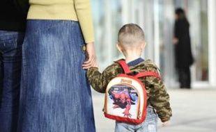 Les enfants de trois ans vont pouvoir être accueillis dans l'académie d'Aix-Marseille.