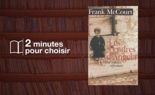 «Les Cendres d'Angela» par Frank McCourt chez Belfond (432 p., 20,30€).