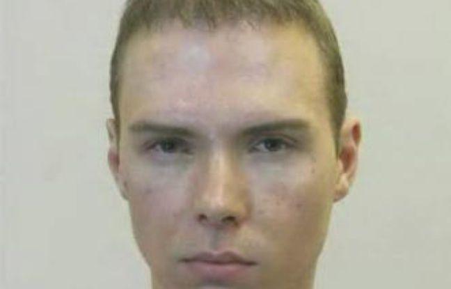 Luka Rocco Magnotta après son arrestation, le 4 juin 2012 à Berlin.