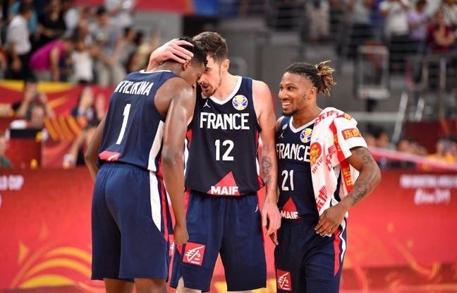 Coupe du mondede basket : «Ils n'ont encore rien fait», Les Bleus veulent éviter la déconvenue après les Etats-Unis