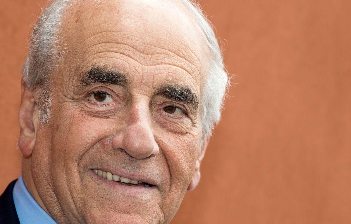 Jean-Pierre Elkabbach –  NIVIERE/SIPA